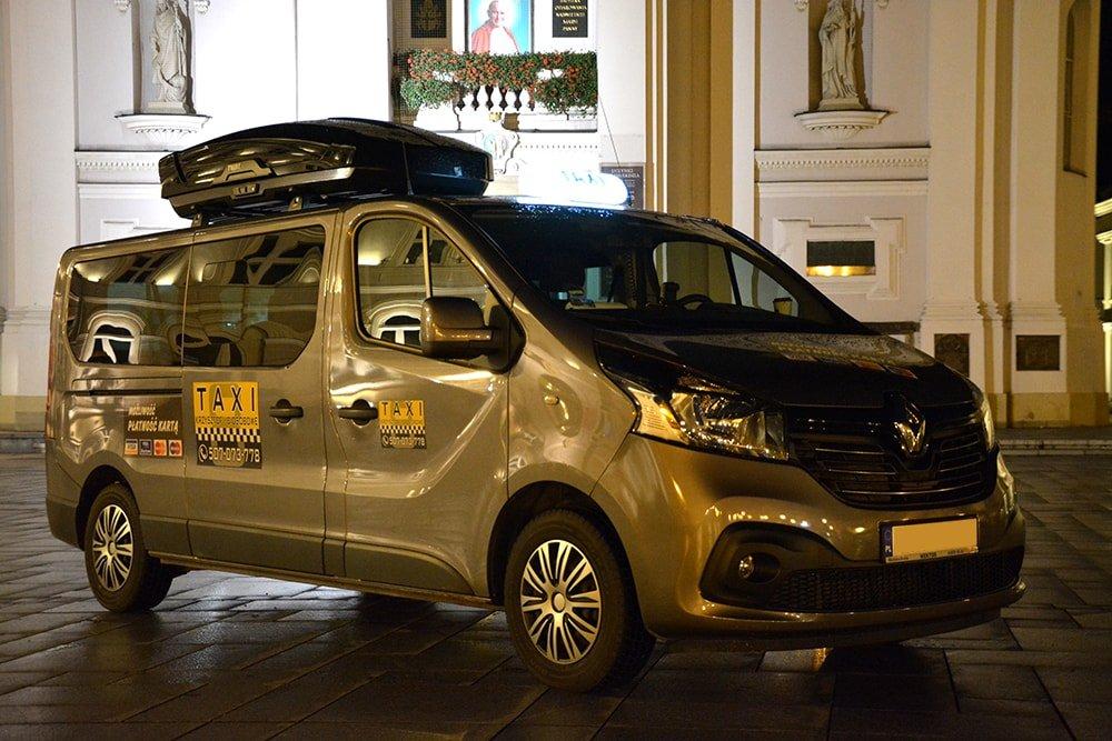 Taxi Krzysztof